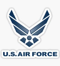 U.  S. Air Force Symbol Sticker