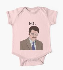 "R. Swanson - ""No"" One Piece - Short Sleeve"