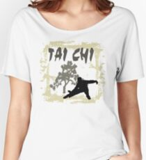 T'ai Chi Ch'uan T-shirt T-shirts coupe relax