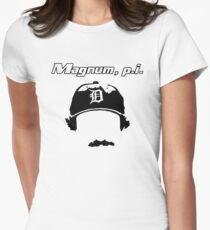 Magnum,p.i. Women's Fitted T-Shirt