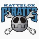 Kattelox Pirates - Volnutt Blue by RType88