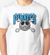 Kattelox Pirates - Volnutt Blue Unisex T-Shirt