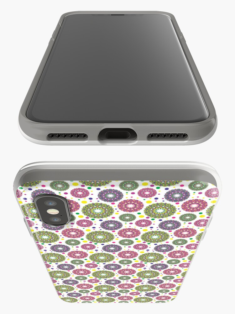 Alternate view of Kaleidoscope Eye Strain iPhone case iPhone Case & Cover