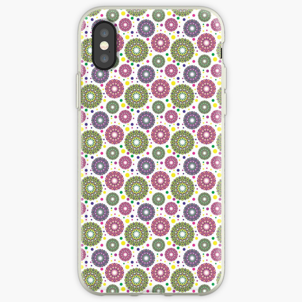 Kaleidoscope Eye Strain iPhone case iPhone Case & Cover