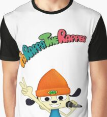 Parappa the rapper Graphic T-Shirt