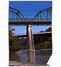 Guerneville - Russian River Poster