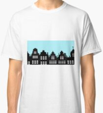 Brussels Grote Markt / Grand Place Classic T-Shirt