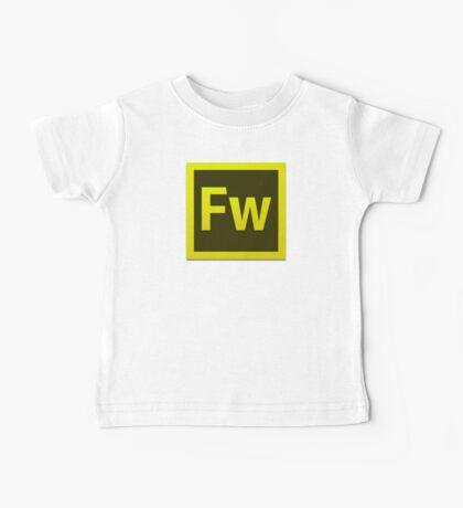 Fire Works CS6 Logo Kids Clothes