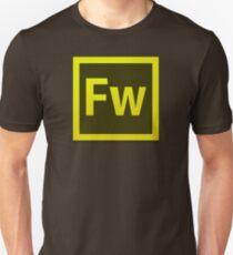 Fire Works CS6 Logo Unisex T-Shirt