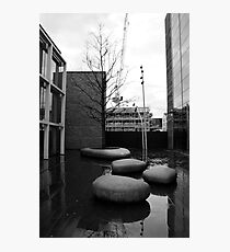 Urban Rocks  Photographic Print