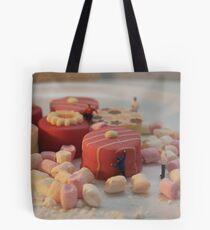 Cake decorators Tote Bag