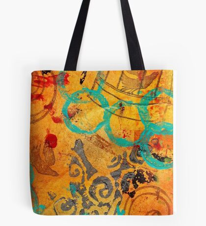 I Know Why the Caged Bird Sings II Tote Bag