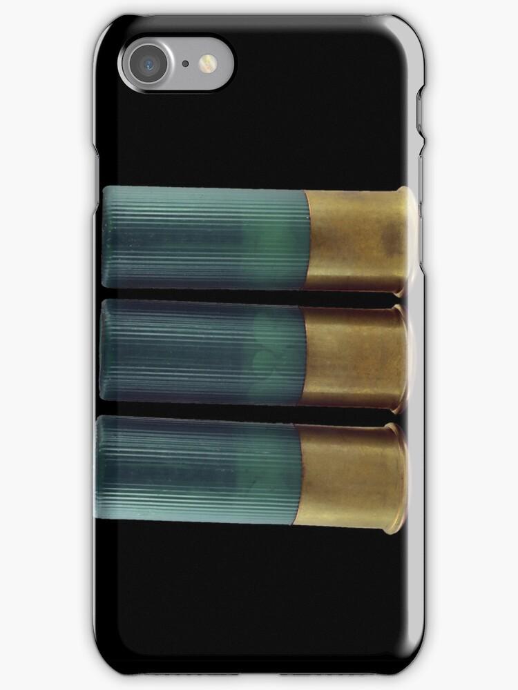 12 Gauge iPhone by Jeff Pierson