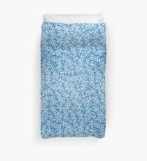 Head Over Heels (blue) Duvet Cover