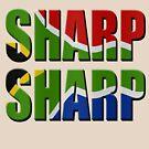 Sharp Sharp by funkyworm