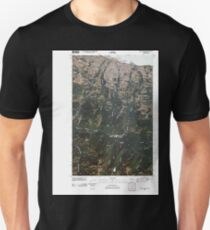 USGS Topo Map Washington State WA Port Angeles 20110429 TM T-Shirt