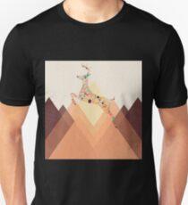 Christmas Reindeer 2 Unisex T-Shirt
