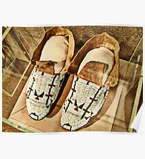 Cheyenne Wedding Shoes for the Groom Poster