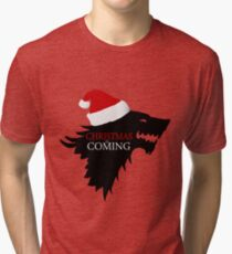 Christmas is coming Tri-blend T-Shirt