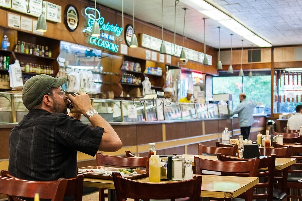 Katz Cafe by Cvail73