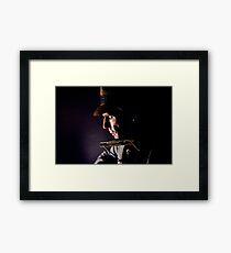 Steve Shearer Framed Print