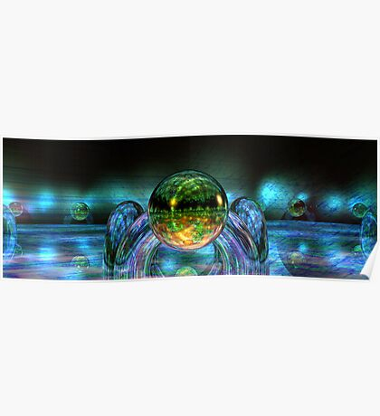 Multiple Reflections Poster