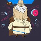 Obi-Wan Cannoli (PUN PANTRY) von punpantry