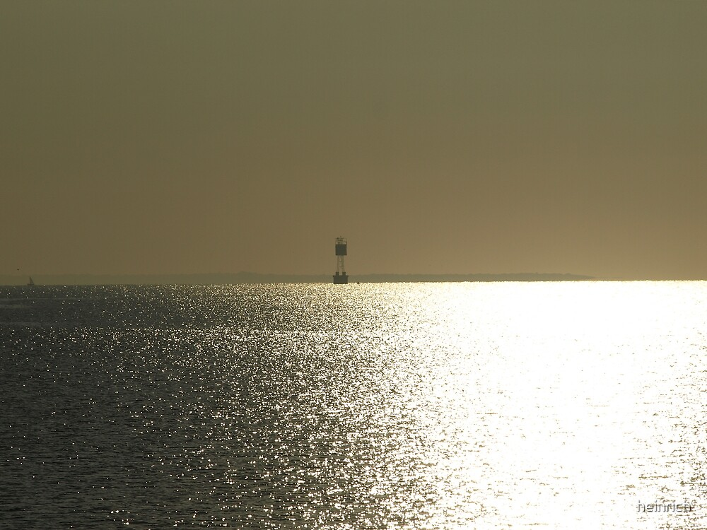 Sunrise by heinrich
