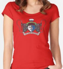 Venkman Family Crest Women's Fitted Scoop T-Shirt