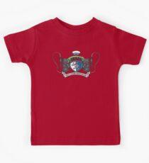 Venkman Family Crest Kids Tee