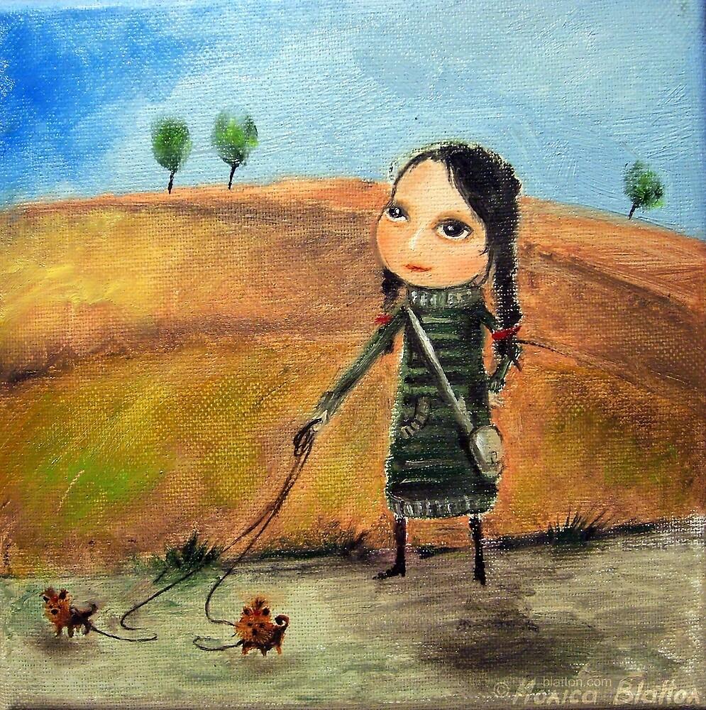 Little Lady by Monica Blatton