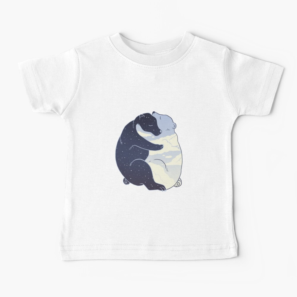 Day and Night Baby T-Shirt