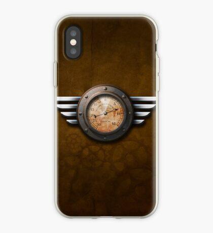 Steam Punk Gauge - iPhone Case iPhone Case