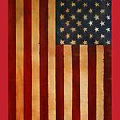 American flag usa by connor95