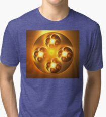 Baoding Balls Tri-blend T-Shirt