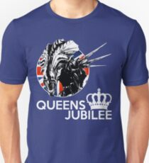 The Real Queens Jubilee Unisex T-Shirt