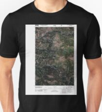 USGS Topo Map Washington State WA Edds Mountain 20110505 TM T-Shirt