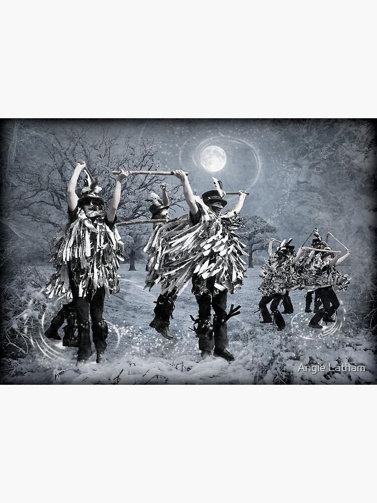 Winter Solstice Dance by AngelaBarnett