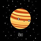 Planet Venus Cute Person - Pics about space