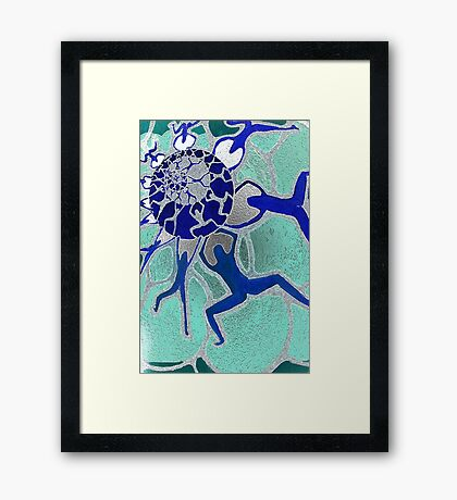 Soul Ice Please for the Queen  Framed Print