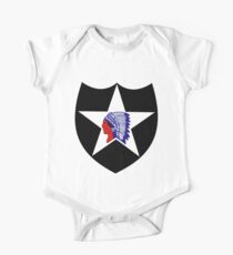 2nd Infantry Division Logo Kids Clothes