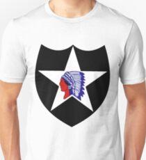 2nd Infantry Division Logo Unisex T-Shirt
