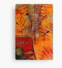 Love Vessel for My Man Canvas Print