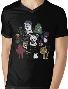 Predators of the Bat Mens V-Neck T-Shirt
