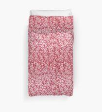 Head Over Heels (pink) Duvet Cover