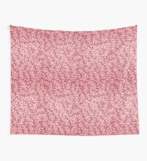 Head Over Heels (pink) Wall Tapestry