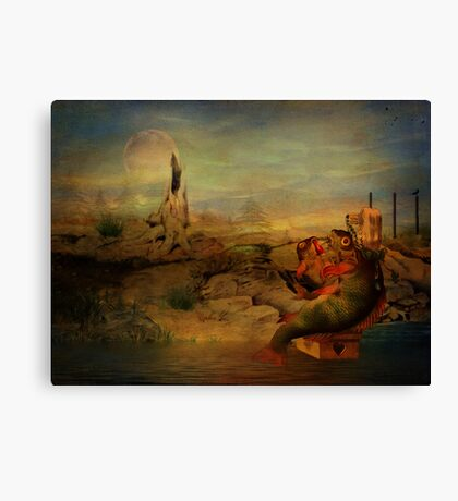 Arranged By Nature Canvas Print