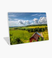 Rural Landscape Laptop Skin