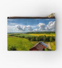 Rural Landscape Studio Pouch
