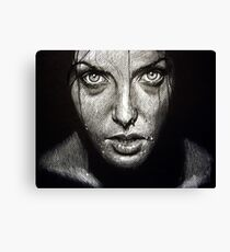The Withdrawal (VIDEO IN DESCRIPTION!) Canvas Print